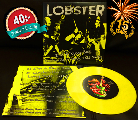 Lobster EP 2015