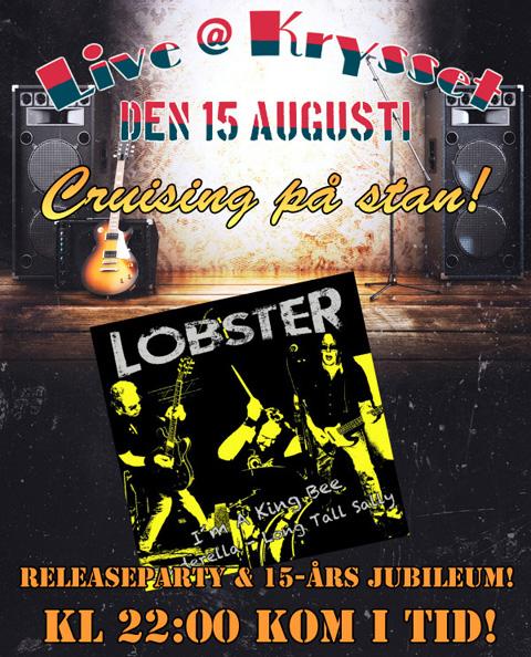 Lobster Krysset 15 augusti
