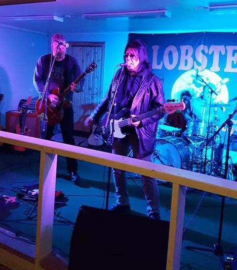 Lobster i Bergby